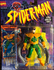 Dr. Octopus - Tentacle Whipping Action | Toy Biz 1994 image