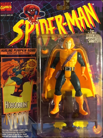 Hobgoblin - Hurling Pumpkin Bomb Action with Goblin Glider | Toy Biz 1994 image