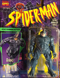 Rhino - Head Ramming Action! | Toy Biz 1994 image
