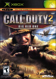 Call of Duty 2: Big Red One (б/у) для Microsoft XBOX