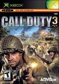 Call of Duty 3 (б/у) для Microsoft XBOX