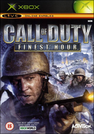 Call of Duty: Finest Hour (б/у) для Microsoft XBOX