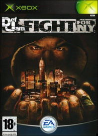 Def Jam: Fight for NY (б/у) для Microsoft XBOX