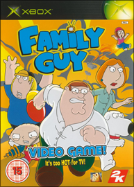 Family Guy (Microsoft XBOX) (PAL) cover