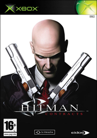 Hitman: Contracts (Microsoft XBOX) (PAL) cover