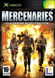 Mercenaries: Playground of Destruction (б/у) для Microsoft XBOX