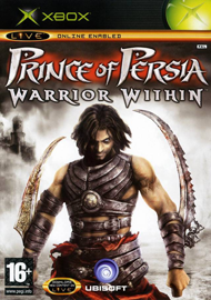 Prince of Persia Warrior Within PAL (б/у) для Microsoft XBOX