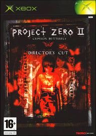 Project Zero II: Crimson Butterfly Director's Cut (б/у) для Microsoft XBOX