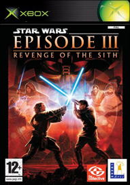 Star Wars Episode III: Revenge of the Sith (Microsoft XBOX) (PAL) cover