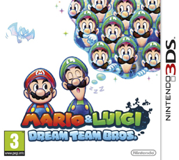 Mario and Luigi: Dream Team Bros. для Nintendo 3DS
