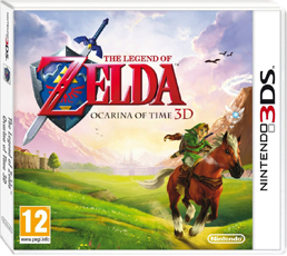 The Legend of Zelda: Ocarina of Time 3D для Nintendo 3DS