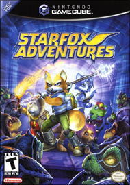Star Fox Adventures NTSC-U (б/у) для Nintendo GameCube