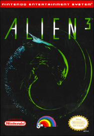 Alien 3 (NES) (NTSC-U) cover