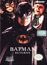 Batman Returns (NES) (NTSC-U) cover