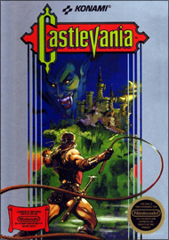 Castlevania (б/у) для Nintendo Entertainment System