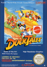 DuckTales (б/у) для Nintendo Entertainment System