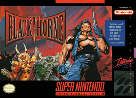 Blackthorne (б/у) для Super Nintendo Entertainment System