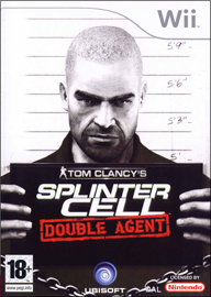 Tom Clancy's Splinter Cell: Double Agent (б/у) для Nintendo Wii