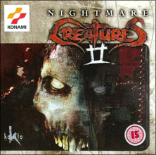 Nightmare Creatures II (б/у) для Sega Dreamcast