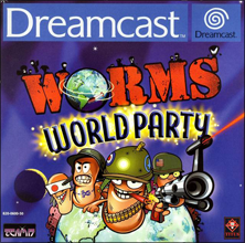Worms World Party (б/у) для Sega Dreamcast