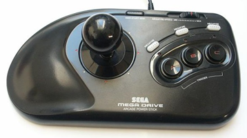 Джойстик Arcade Power Stick (б/у) для Sega Mega Drive