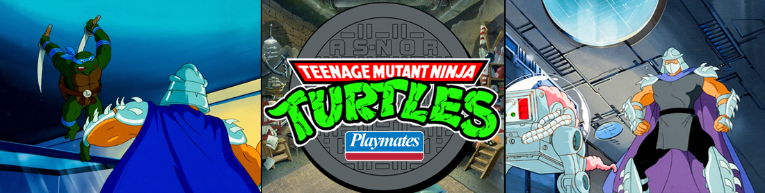 CONSOLESSHOP.net - Teenage Mutant Ninja Turtles (TMNT) - Playmates Toys 1988