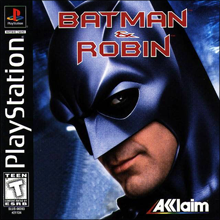 Batman & Robin (б/у) для Sony PlayStation 1