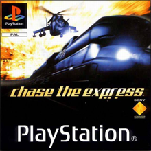 Chase the Express (б/у) для Sony PlayStation 1
