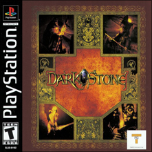 Darkstone (Sony PlayStation 1) (NTSC-U) cover