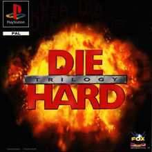 Die Hard Trilogy (Sony PlayStation 1) (PAL) cover