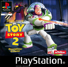 Disney / Pixar's Toy Story 2: Buzz Lightyear to the Rescue! (б/у) для Sony PlayStation 1