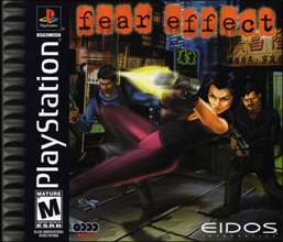 Fear Effect (Sony PlayStation 1) (NTSC-U) cover