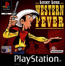 Lucky Luke: Western Fever (б/у) для Sony PlayStation 1