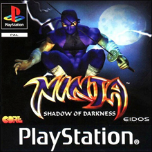 Ninja: Shadow of Darkness (б/у) для Sony PlayStation 1