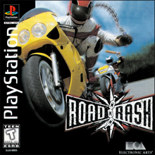 Road Rash (Sony PlayStation 1) (NTSC-U) cover