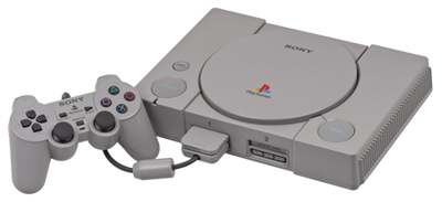Sony PlayStation 1 (FAT) (PAL) (SCPH-5552) image