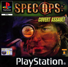 Spec Ops: Covert Assault (Sony PlayStation 1) (PAL) cover