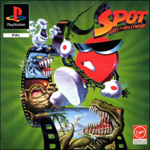 Spot Goes to Hollywood (б/у) для Sony PlayStation 1