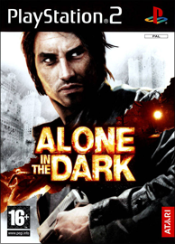 Alone in the Dark (б/у) для Sony PlayStation 2
