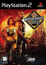 Fallout: Brotherhood of Steel (Sony PlayStation 2) (PAL) cover