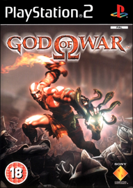 God of War (Sony PlayStation 2) (PAL) cover