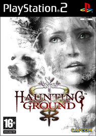 Haunting Ground (Sony PlayStation 2) (PAL) cover
