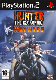 Hunter: The Reckoning Wayward (Sony PlayStation 2) (PAL) cover