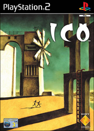 ICO (Sony PlayStation 2) (PAL) cover
