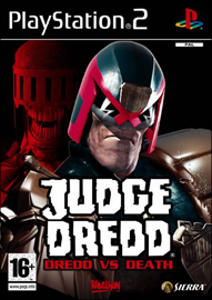 Judge Dredd: Dredd VS Death (б/у) для Sony PlayStation 2