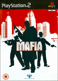 Mafia (Sony PlayStation 2) (PAL) cover