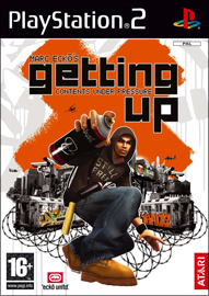 Marc Ecko's Getting Up: Contents Under Pressure (б/у) для Sony PlayStation 2