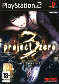 Project Zero 3: The Tormented (б/у) для Sony PlayStation 2