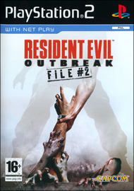 Resident Evil Outbreak File #2 (Sony PlayStation 2) (PAL) cover