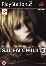 Silent Hill 3 (Sony PlayStation 2) (PAL) cover